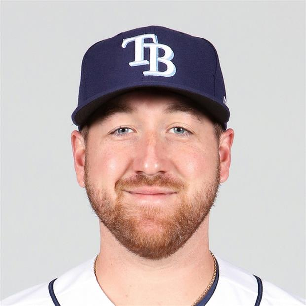 Rays Prospect Tyler Zombro Reveals Brain Surgery Scar After Line Drive Shot To Head
