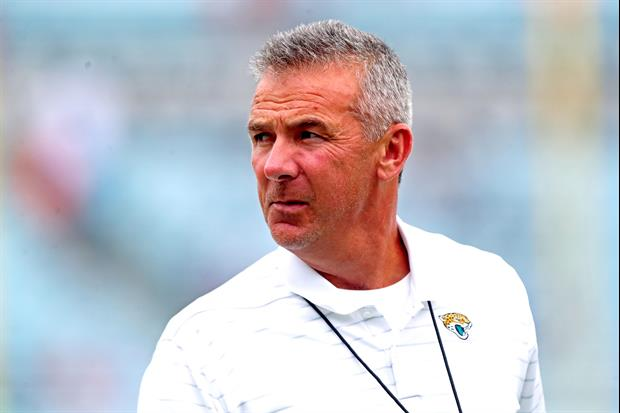Urban Meyer Releases First Official Jacksonville Jaguars 'Hang In There' Poster For Fans