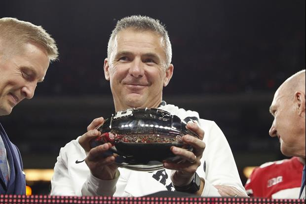 Urban Meyer's Daughter Responds To Jim Harbaugh's Comments On Her Father's Legacy