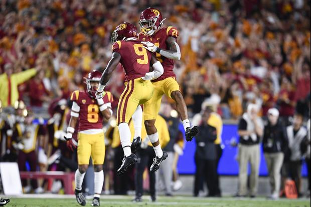 Watch USC Get An Unsportsmanlike Conduct Penalty For Celebrating With Reggie Bush