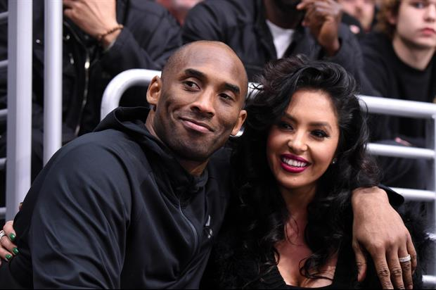 Here's Vanessa Bryant's Reaction To Kobe Being Inducted Into Hall of Fame
