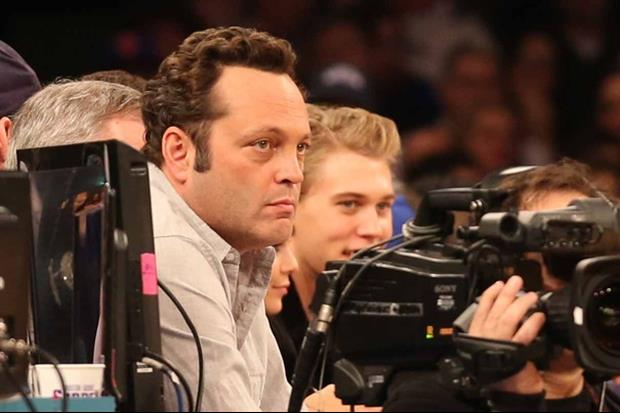 Vince Vaughn Was The Guest Picker On College GameDay & He Looks Old