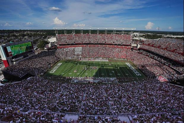 South Carolina AD Throws Out A Capacity Number For Football Stadiums This Fall