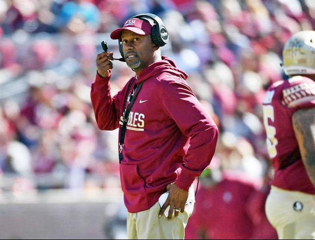 Paul Finebaum Goes In Very Hard On Florida State Hiring Willie Taggart