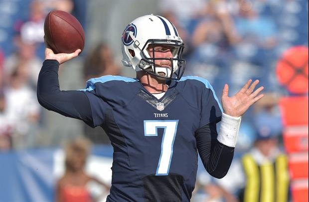 Titans WR Says Zach Mettenberger's Better Than Roethlisberger At This Age.