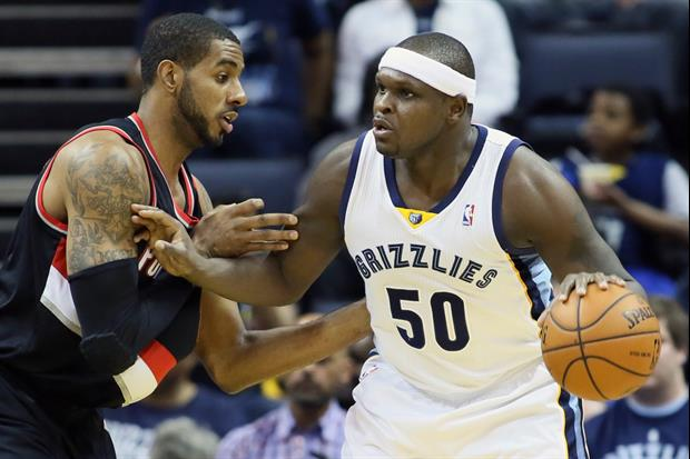 Sacramento Kings star Zach Randolph Arrested For Possession Of Marijuana With Intent To Sell