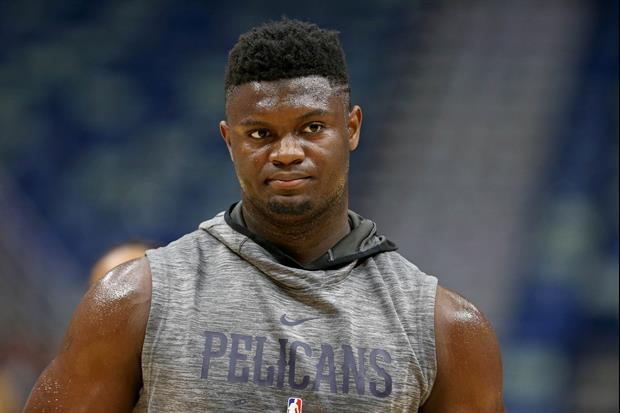 New Orleans Pelicans star Zion Williamson said he believes he could've made it in the NFL...