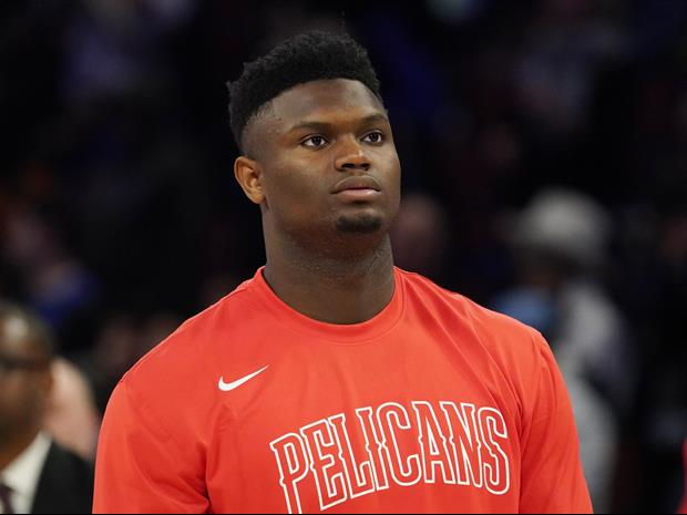 Zion Williamson Leaves NBA Bubble To Attend To A Family Emergency