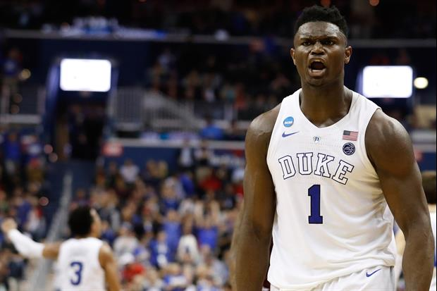Zion Williamson's Sneaker Deal Could Be Worth...